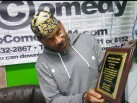 Pe Yve Award Winner set the record Straight